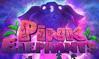 Play Pink Elephants Slots game Thunderkick
