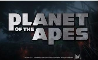 Planet of the Apes Slots game NetEnt