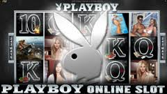 Play Playboy Slots game Microgaming
