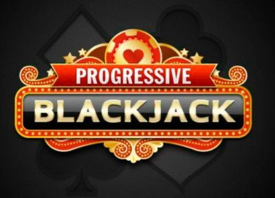 Progressive Blackjack Table Game game Playtech