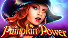 Pumpkin Power Slots game Novomatic
