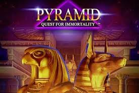 Play Pyramid Quest for Immortality Slots game NetEnt