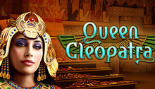 Play Queen Cleopatra Slots game Novomatic