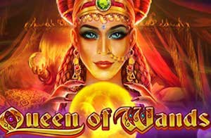 Queen of Wands Slots game Playtech