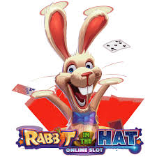 Play Rabbit in the Hat Slots game Microgaming