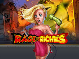 Play Rage to Riches Slots game Casumo