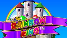 Rainbow King Slots game Novomatic