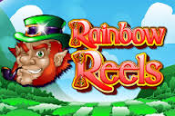Play Rainbow Reels Slots game Casumo