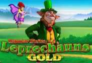 Rrainbow Riches Leprechauns Gold Slots game WMS