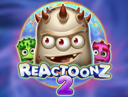 Play Reactoonz 2 slot game Play n Go