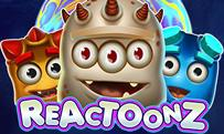 Reactoonz Slots game Play n Go