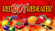 Play Red Hot Reapeater Slots game Novomatic