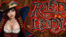 Red Lady Slots game Novomatic