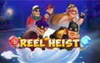 Reel Heist Slots game Red Tiger
