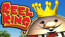 Play Reel King Slots game Novomatic