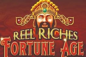 Reel Riches Fortune Age Slots game WMS