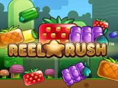 Play Reel Rush Slots game NetEnt