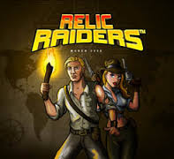 Relic Raiders Slots game Casumo