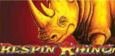 Respin Rhino Slots game Lightning Box