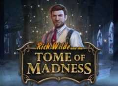 Play Rich Wilde and the Tome of Madness Slots game Play n Go