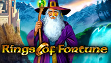 Rings of Fortune Slots game Novomatic