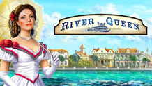 River Queen Slots game Novomatic