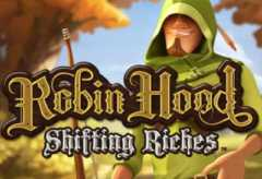 Robin Hood Shifting Riches NetEnt Slots