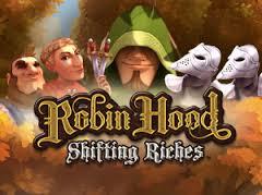Robin Hood Slots game NetEnt