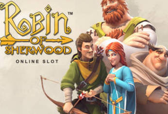 Play Robin of Sherwood Slots game Microgaming