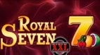 Play Royal Seven XXL Slots game Bally Wulff