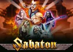 Play Sabaton slot game Play n Go