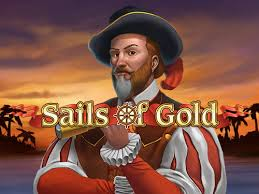 Play Sails of Gold Slots game Casumo