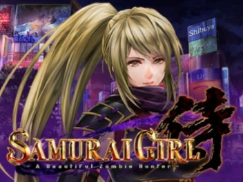 Samurai Girl free Slots game