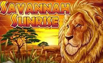 Savannah Sunrise free Slots game