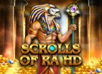 Play Scrolls of Ra Slots game iSoftBet