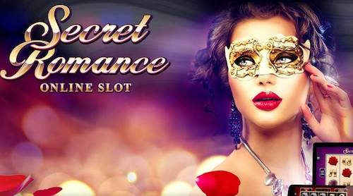 Play Secret Romance Slots game Microgaming