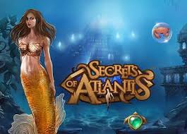 Play Secrets of Atlantis Slots game NetEnt