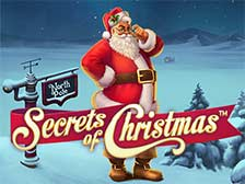 Secrets of Christmas Slots game NetEnt