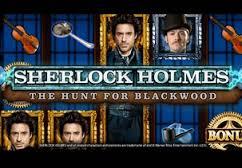 Sherlock Holmes Slots game IGT