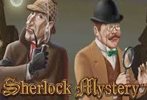 Play Sherlock Mystery Slots game Playtech