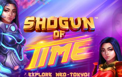 Play Shogun of Time slot game Microgaming