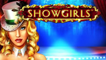 Play Showgirls Slots game Novomatic