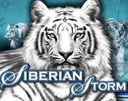Siberian Storm Slots game IGT