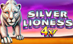 Play Silver Lioness 4X Slots game Microgaming