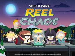 Play South Park Reel Chaos Slots game Casumo