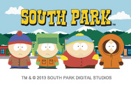 South Park Slots game Casumo