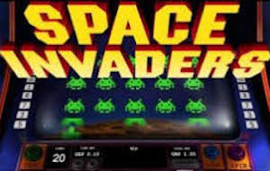 Space Invaders Slot Slots game Playtech