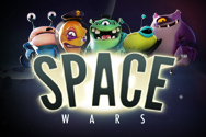 Space Wars Slots game NetEnt