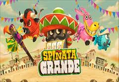 Spinata Grande Slots game NetEnt