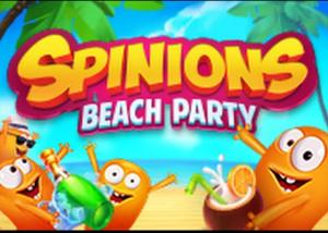Spinions Beach Party Slots game Quickspin